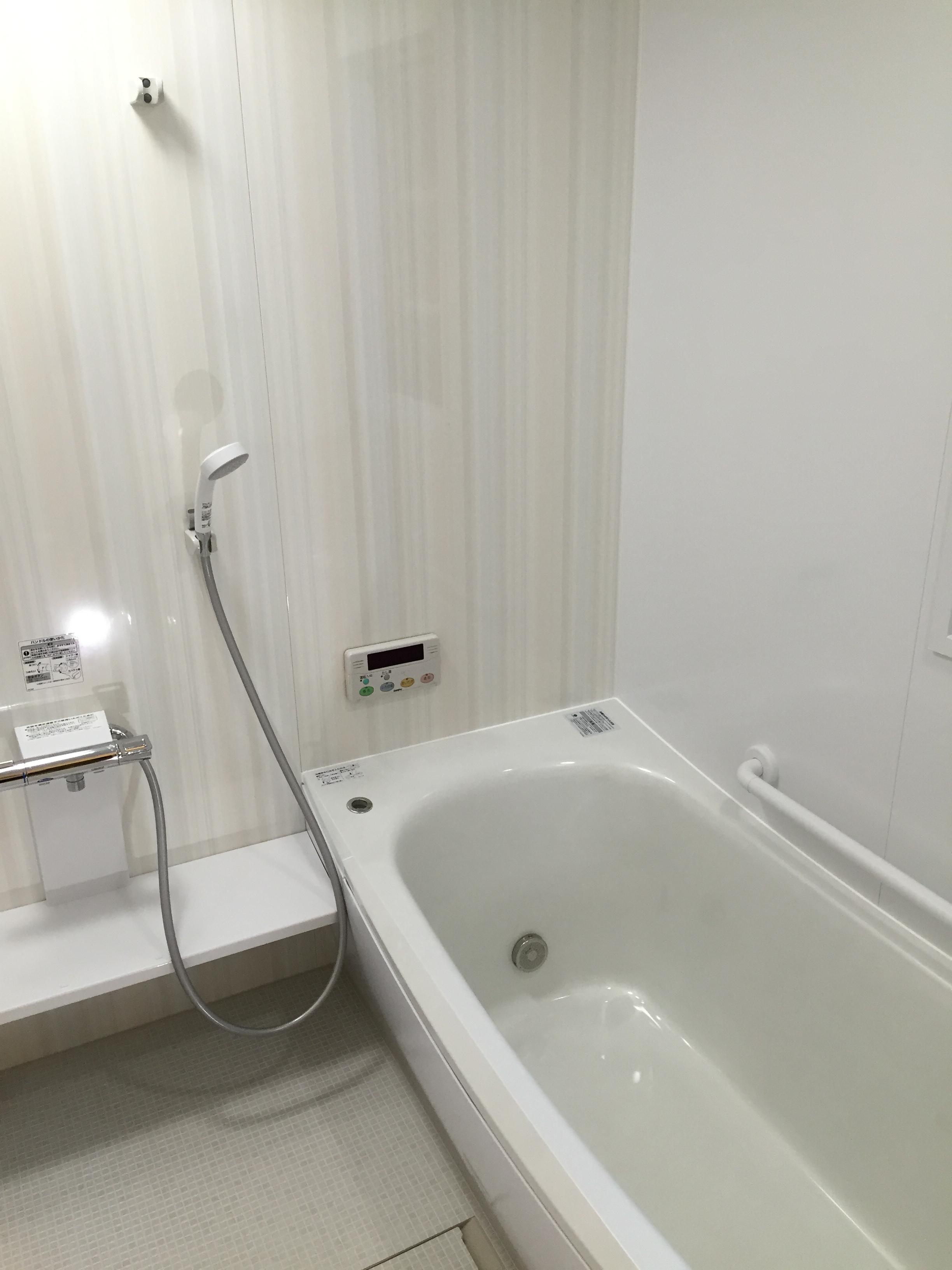 お風呂・施工後