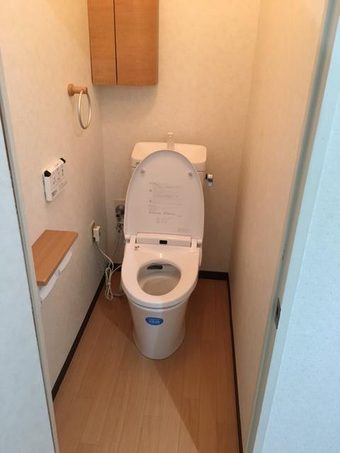 トイレ・施工後